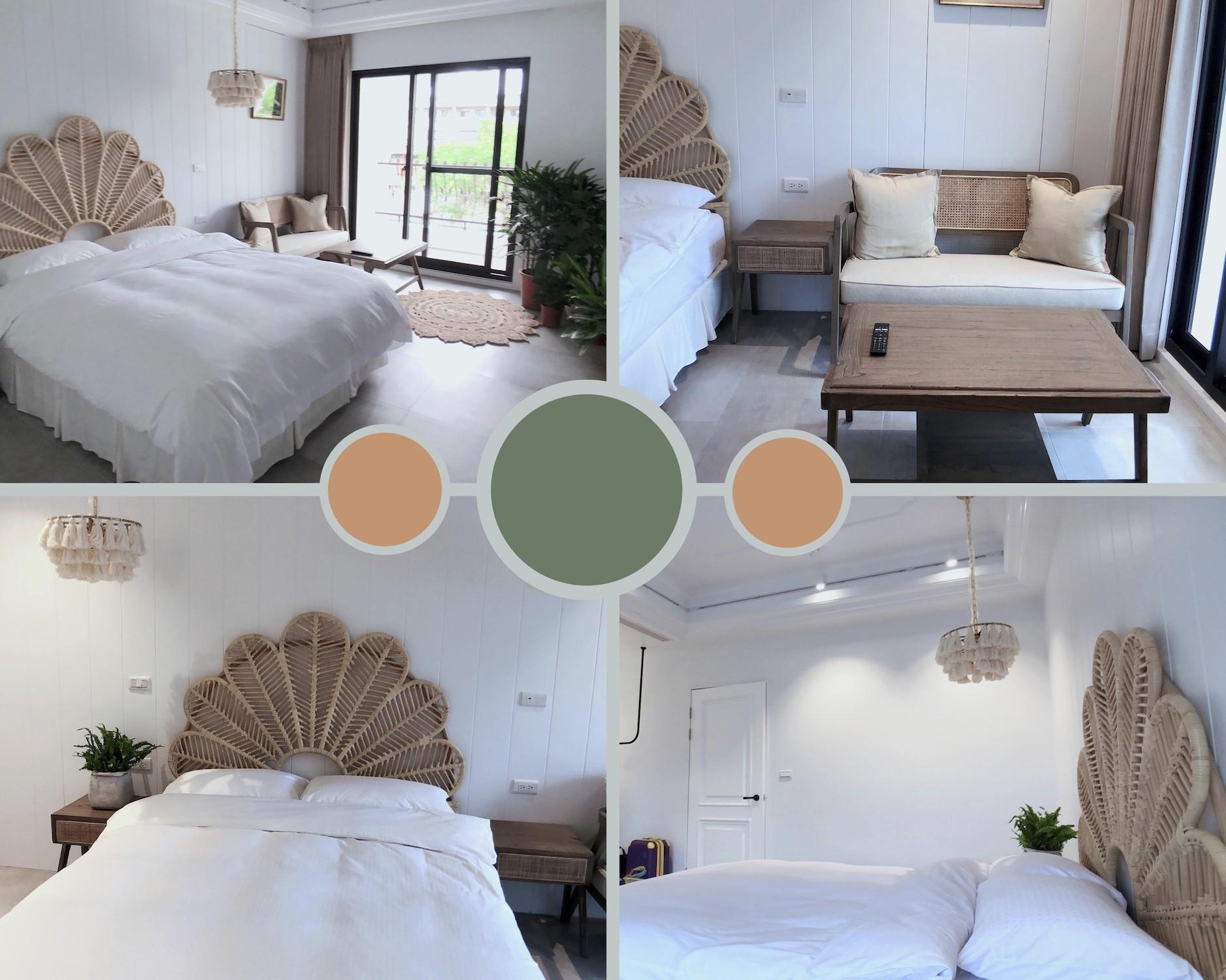olivia hotel 喜悅房型