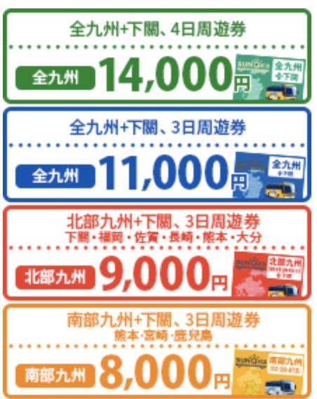 sunq pass 購買