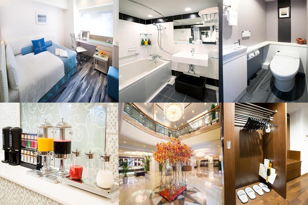 HOTEL BELLCLASSIC TOKYO 東京貝爾經典飯店