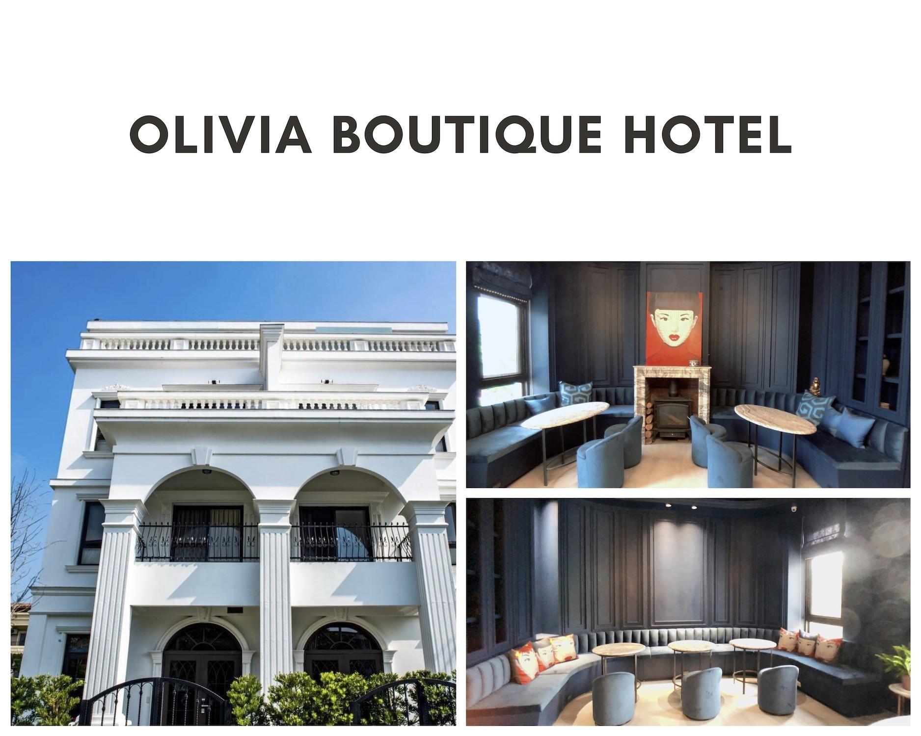 Olivia Boutique Hotel 大廳