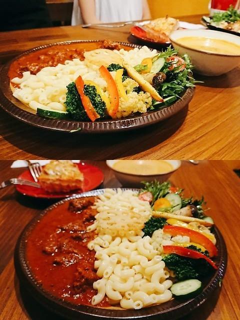 南洋雞肉咖哩飯
