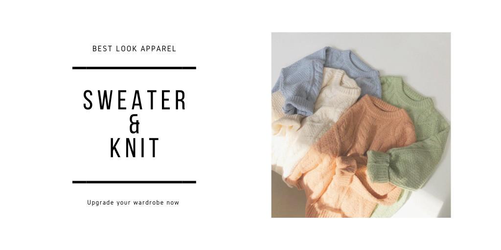 【Sweater / Knit】冬天最溫暖的單品