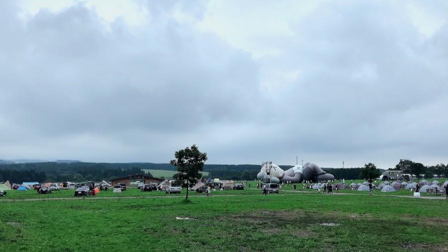 KAWS HOLIDAY JAPAN 日本站 露營體驗 活動直擊