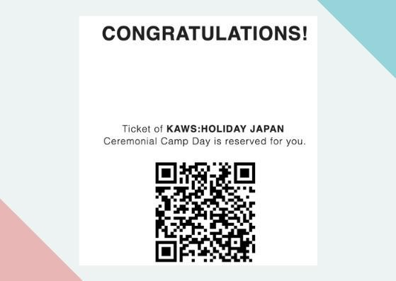 【KAWS HOLIDAY JAPAN 日本站】露營體驗,跟著kaws大公仔一起享受富士山美景