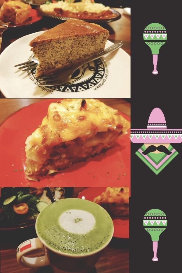 甜點推薦-法國洛林鹹派、伯爵乳酪蛋糕