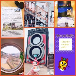 韓國-京畿道【作夢的相機咖啡館꿈꾸는사진기-Dreamy Camera Cafe】此生25間必去咖啡館
