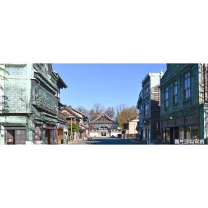 【東京賞櫻一日行程】好玩又能賞櫻-江戶東京建築園!一起穿越時空吧