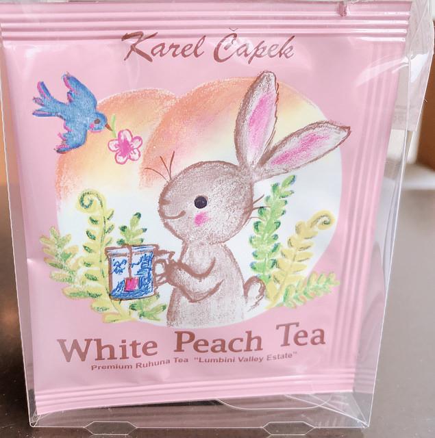 夏日水出紅茶系列-白桃口味