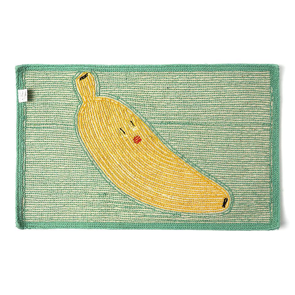 Butter 選物  It's banana!趣味地墊