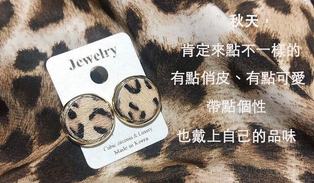 韓國耳環,秋天配件