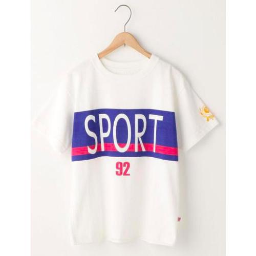 日本COEN品牌服飾  SUNNY SPORTS定製印花T卹