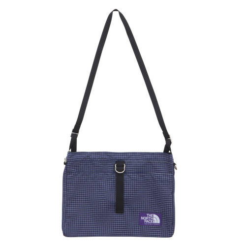 【日本限定,紫標】The North Face -  Color Ripstop Small Shoulder Bag