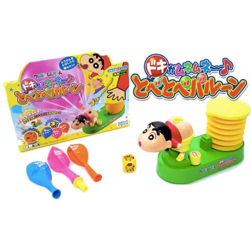 【蠟筆小新吹氣球派對遊戲機】